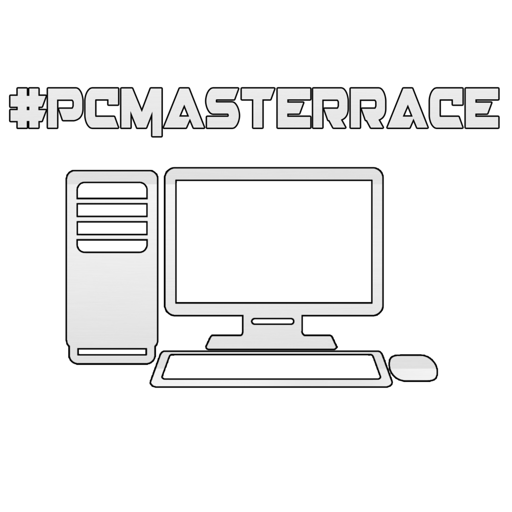 #PCMASTERRACE Bag>
