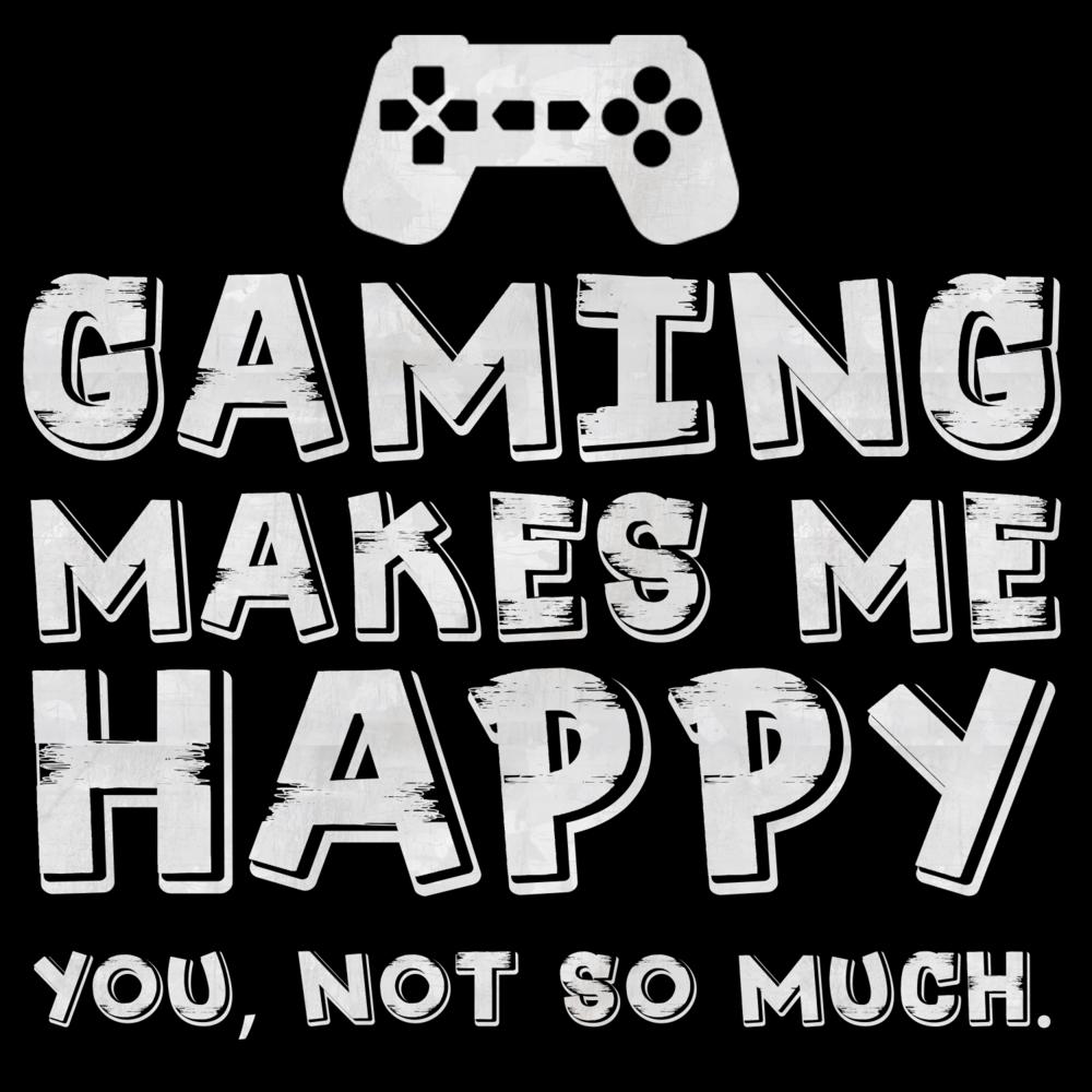 Gaming Happy Hoodie>