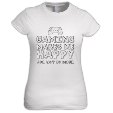 Gaming Happy Ladies