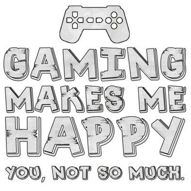 Gaming Happy Cap