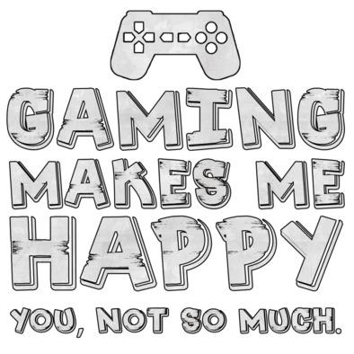 Gaming Happy Mug