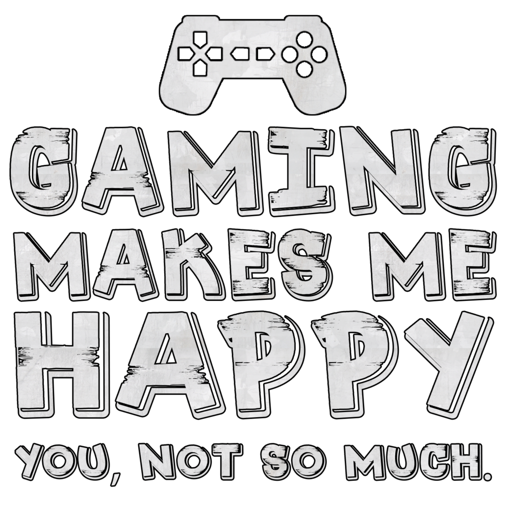 Gaming Happy Bag>