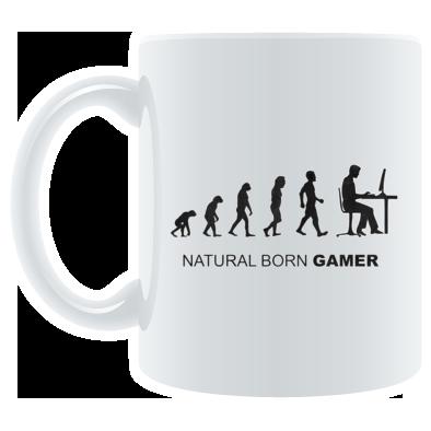 Natural Gamer Mug