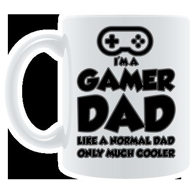 Gamer Dad Mug
