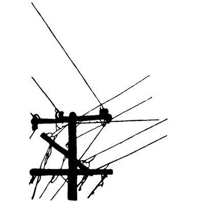 Telegraph Pole>