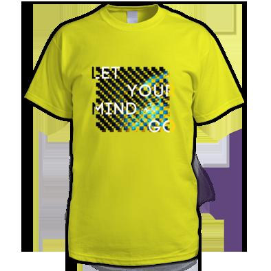 Let Your Mind Go (men's t-shirts)