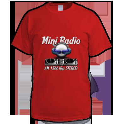 Men's T-shirt Dj