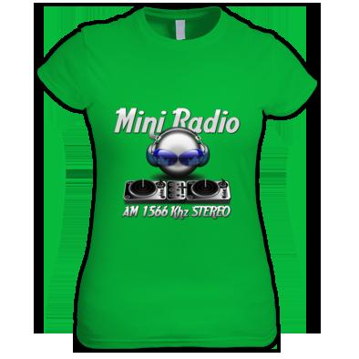 Women's T-shirt Dj