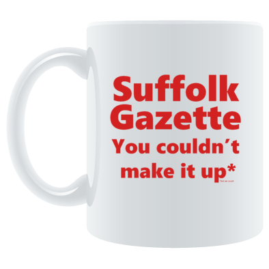 Suffolk Gazette Mug