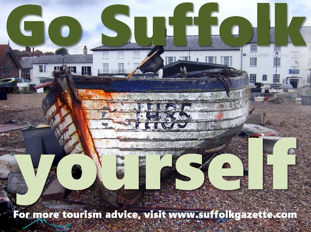 Go Suffolk Yourself>