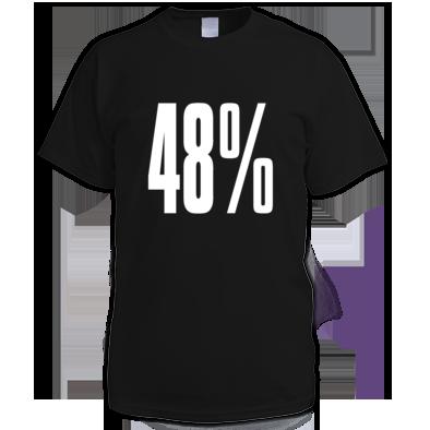48% Mens T-Shirt