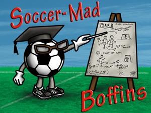 Soccer Mad Boffins