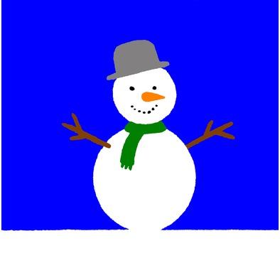 Snowman Hugimal>