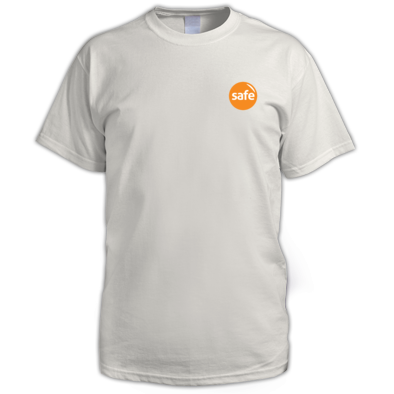 Safe Logo T Shirt