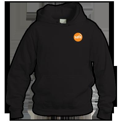Safe Logo Hoodie