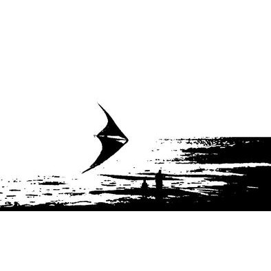 Kite on the Beach>