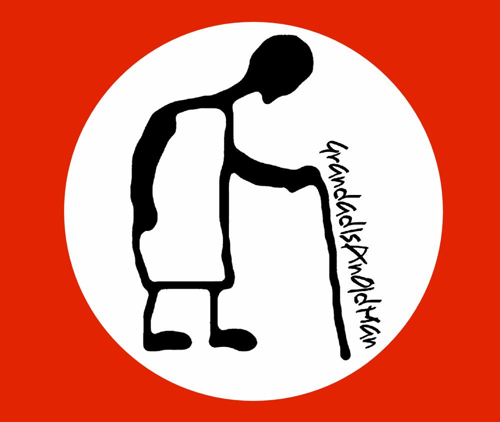 GrandadIsAnOldMan with red border>