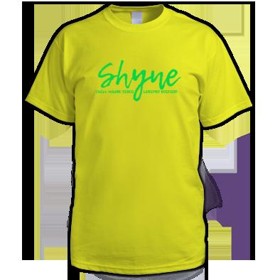 Irish Green on Yellow