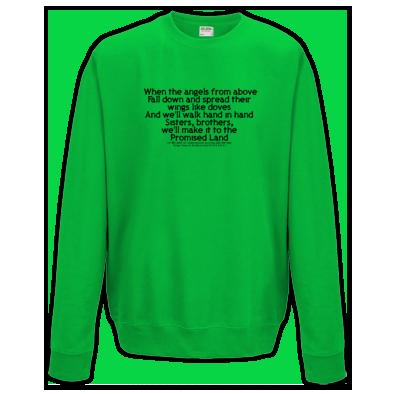 Black on Irish Green
