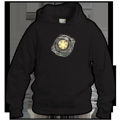 Satellite hoodie