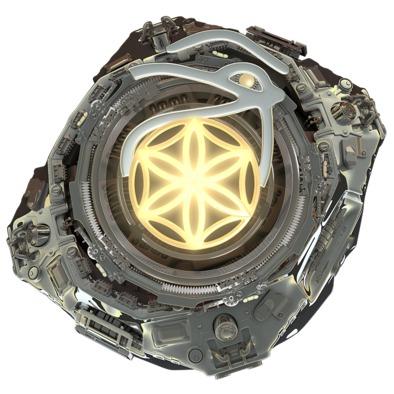 Satellite Cap