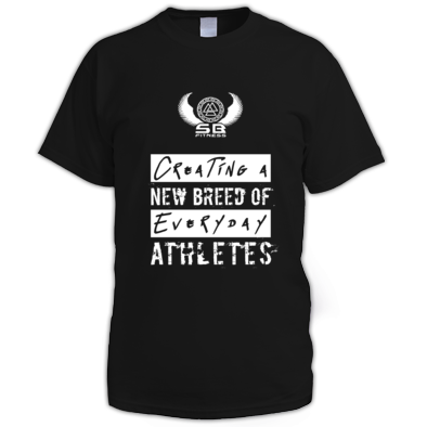 Mens New Breed Of Athletes