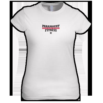 Paramount Fitness Logo