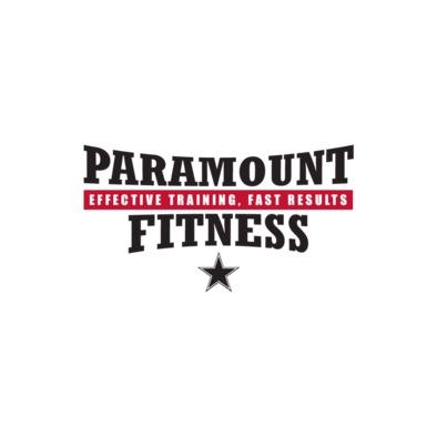 Paramount Fitness Logo>