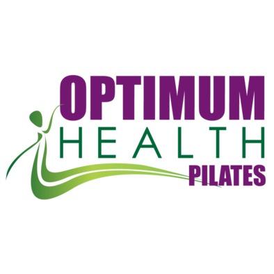 optimum Health Pilates logo>
