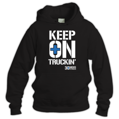Keep On Trucking (Design 2)