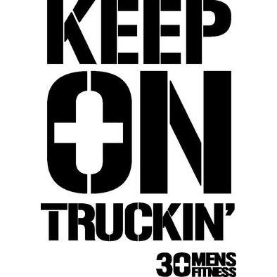 Keep On Trucking (Design 2)