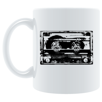 Tape Series Mug