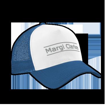 Caps: Margi Clarke