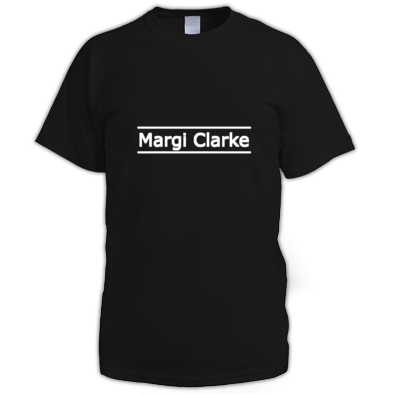 Men's T-Shirts: Margi Clarke