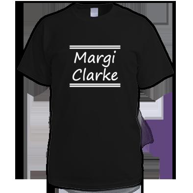 Mens T-Shirts: Margi Clarke