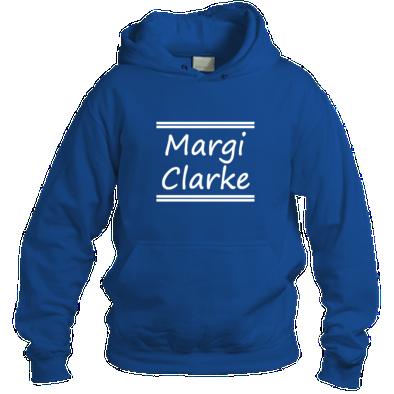 Unisex Hoodies: Margi Clarke
