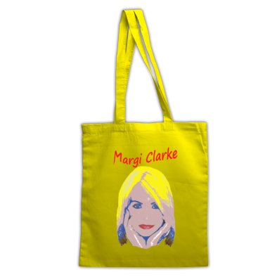 Shopping Bags: Margi Clarke