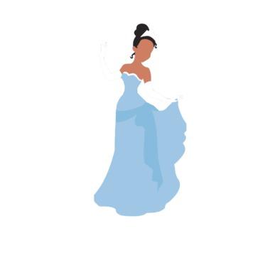 Princess Blue>
