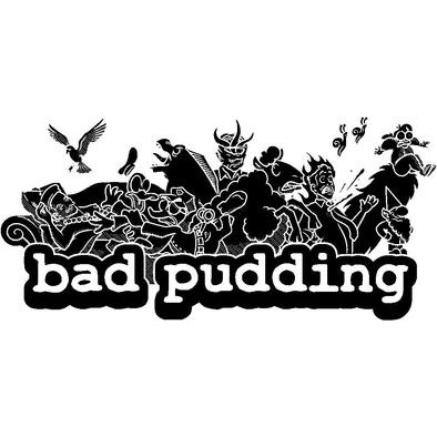 Bad Pudding Men's Fit Tee>