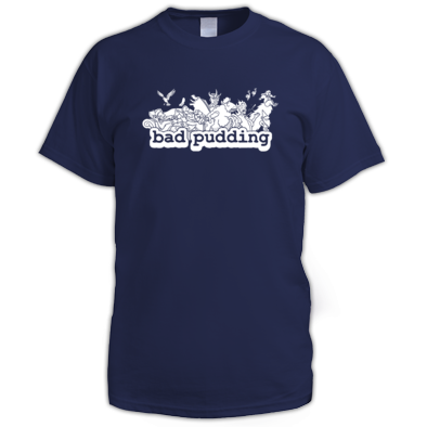 Bad Pudding Men's Fit Tee