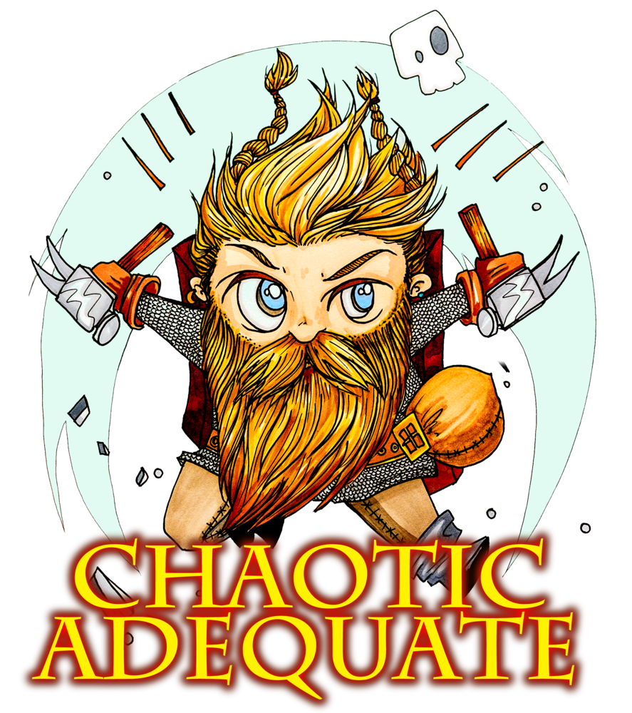 CHAOTIC ADEQUATE - Chagrin Battlefounder>