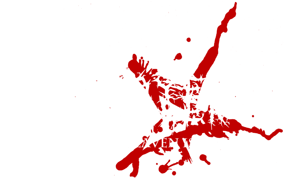 Destroyer and Impaler vs Horsey Heaven typeface by modblackmoon.com>