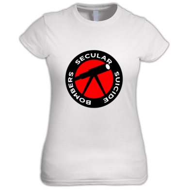 Secular Suicide Bombers - Logo - Ladies'