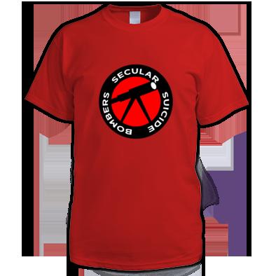 Secular Suicide Bombers - Logo - Men's