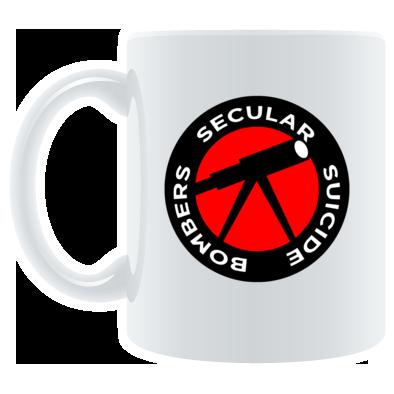 Secular Suicide Bombers - Logo - Mug