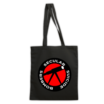 Secular Suicide Bombers - Logo - Tote Bag