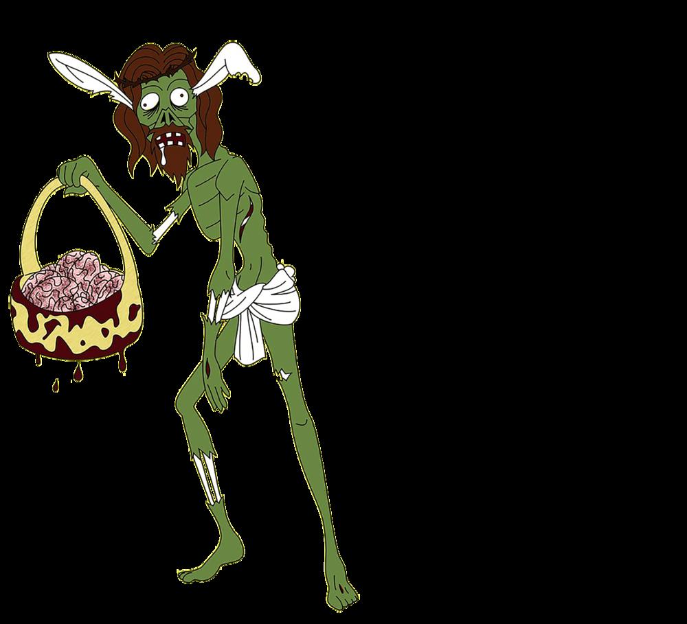 Zombie Jesus Day>