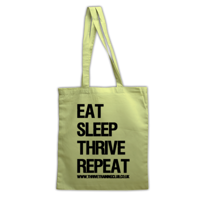 Eat Sleep Thrive Repeat
