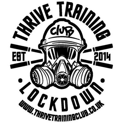 Thrive Training Club Design #135766>
