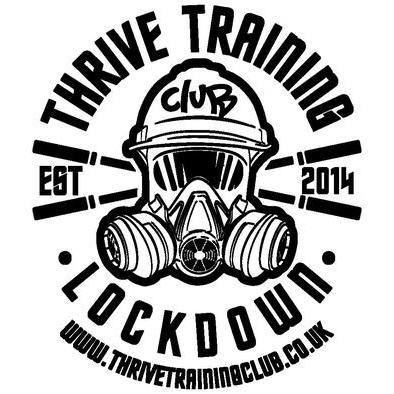 Thrive Training Club Design #135769
